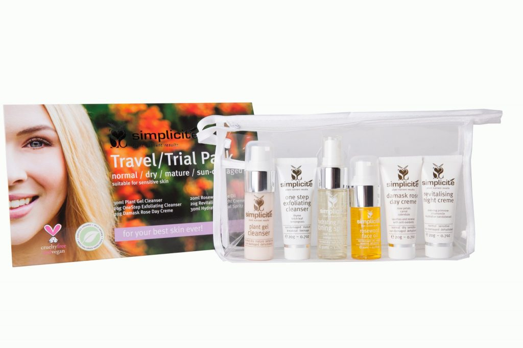 Basic Six Travel Trial Pack 1 (Normal-Dry)