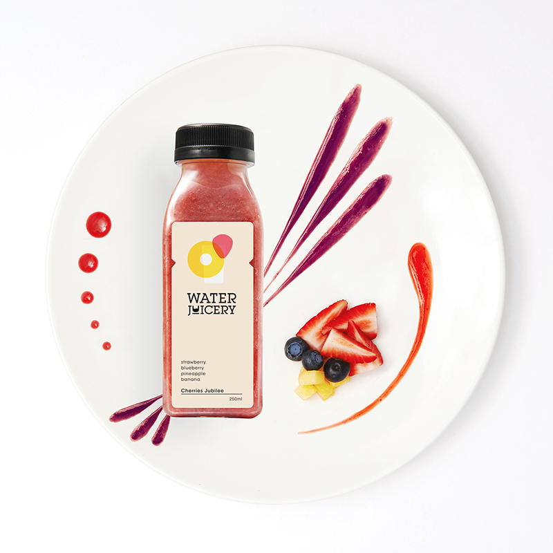 rgb Water Juicery - Red