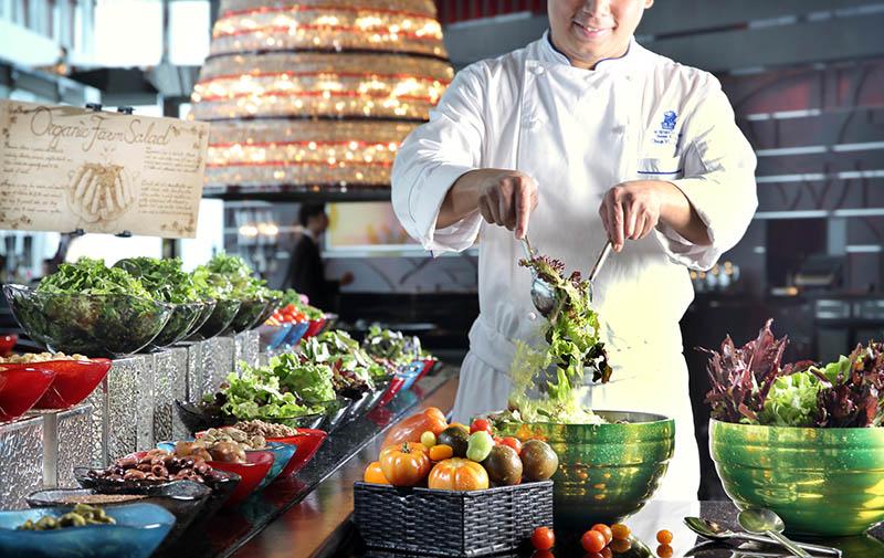 Organic Salad Bar (1)