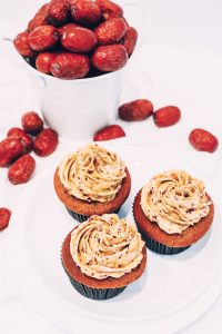 Double Date Cupcake - The Cakery1
