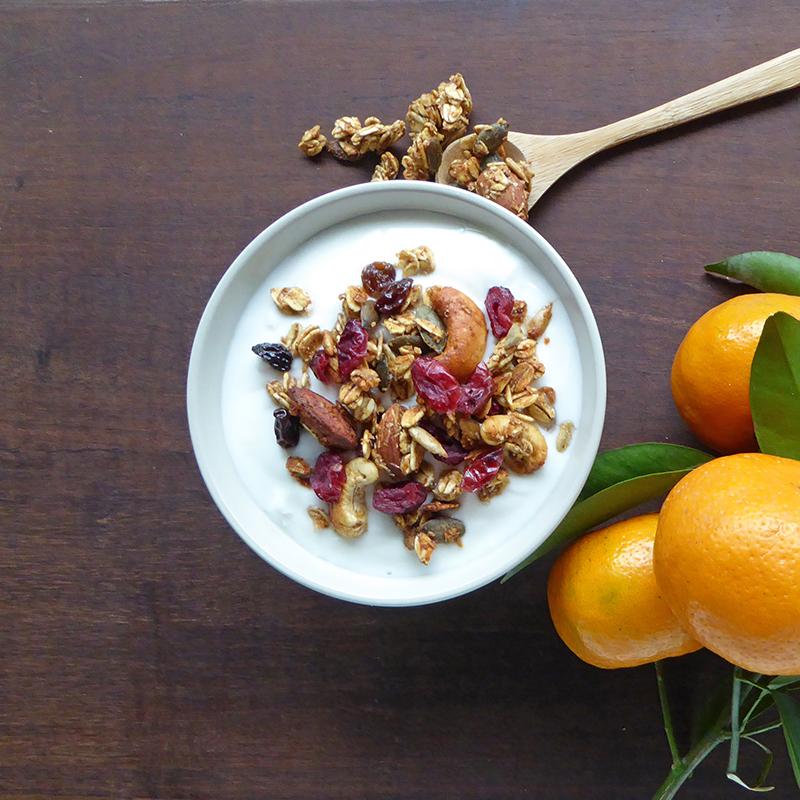 Sour Times Dairy Company Granola-Yoghurt