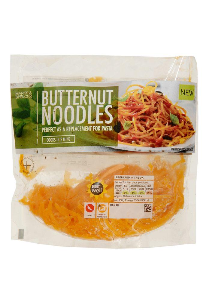 Butternut Noodles
