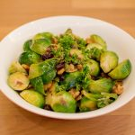 Easy Recipe: Mediterranean Brussels Sprouts