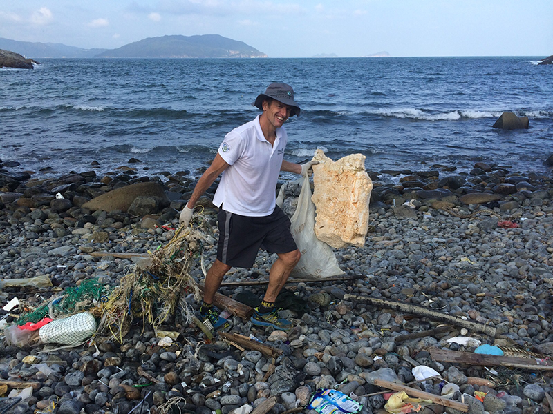 TheNatureConservancy_CEO_Charles_Bedford_Cleans_Up