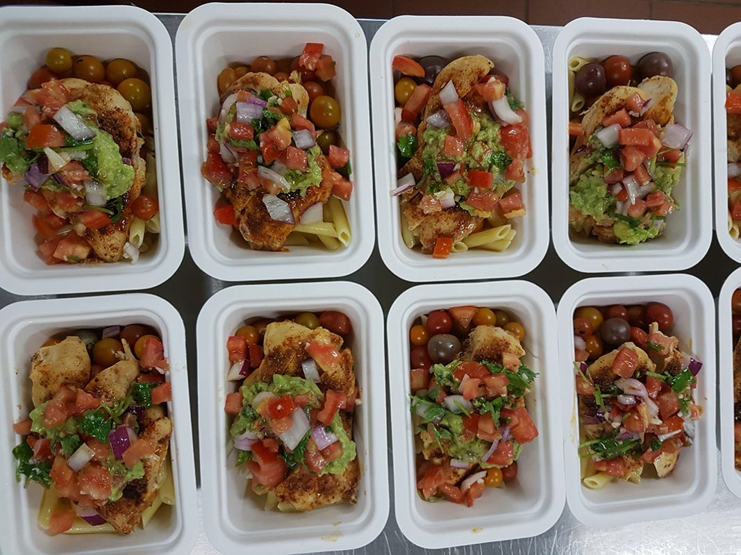 Healthy meals with Pinnacle Eat