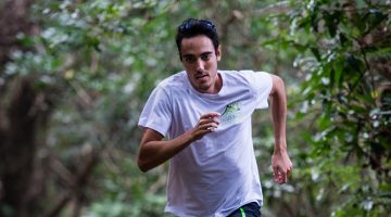 How I Liv: Etienne Rodriguez, The Green Race