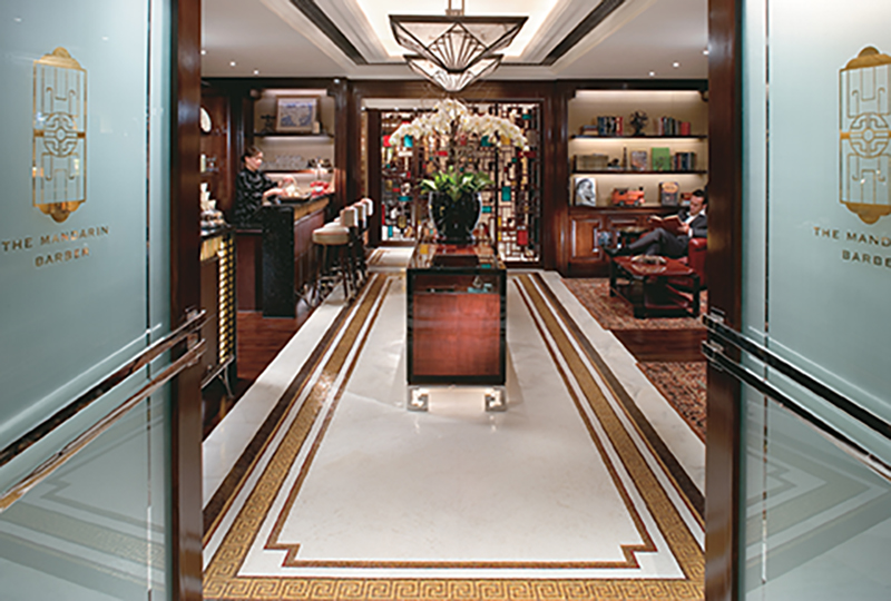 The Mandarin Barber at Mandarin Oriental, Hong Kong copy
