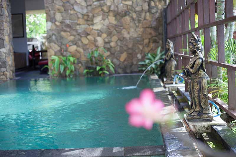 Ultimate Fitness Holiday Bali villa