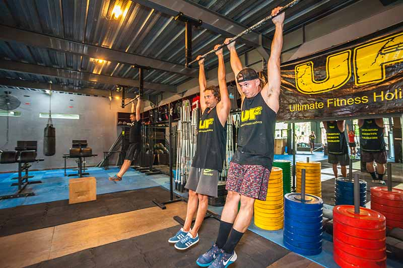 Ultimate Fitness Holiday Bali