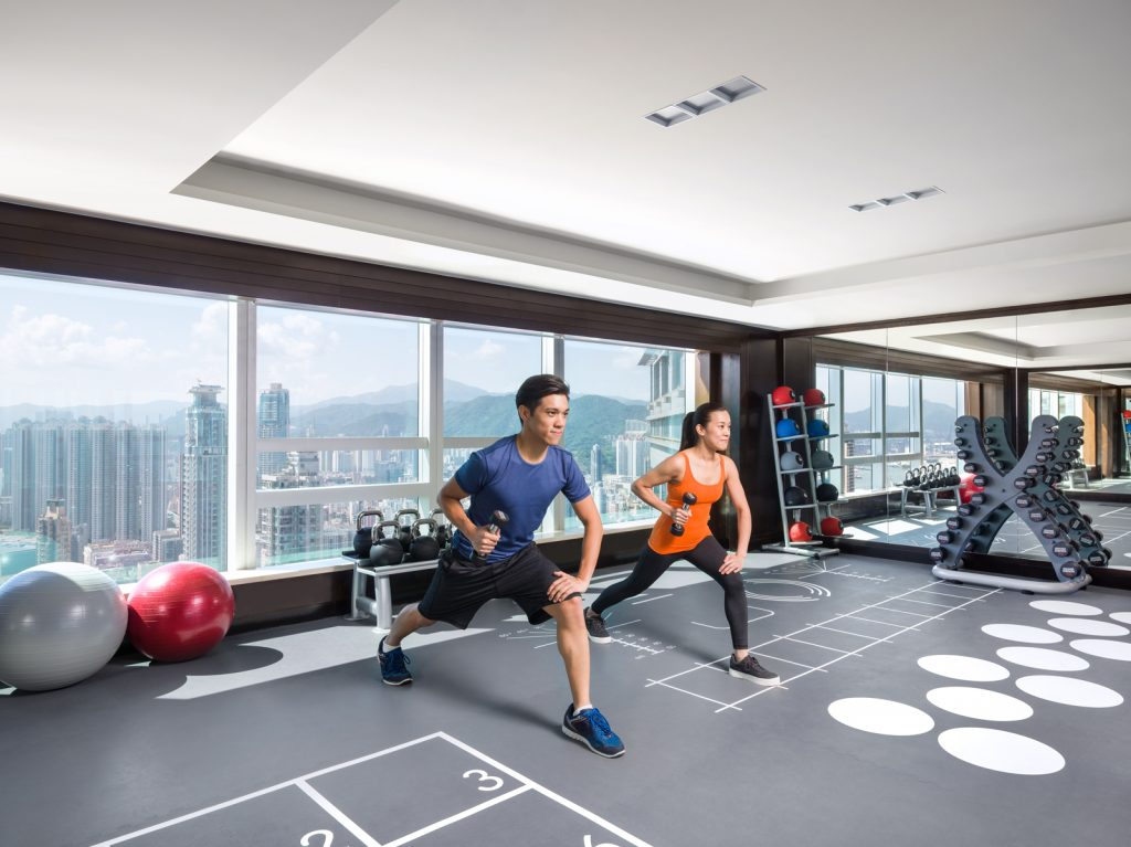 Cordis the health club with the best view in hong kong liv