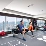 Cordis, the Health Club with the Best View in Hong Kong
