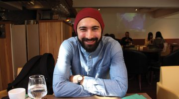 What Do Healthy People Eat: Gianni Melwani