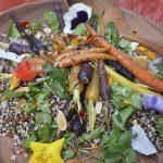 Recipe: Slow-roasted heirloom carrot salad