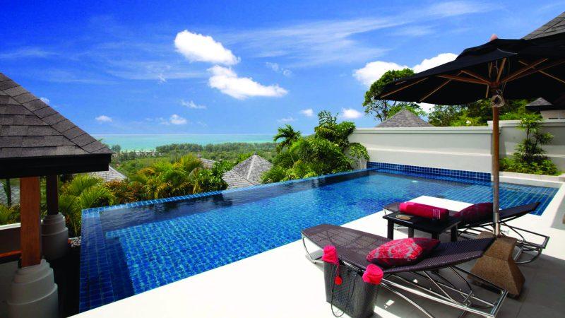 cmyk Ocean Pool Villa