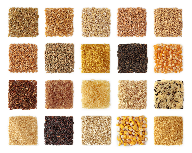 Fancy grains