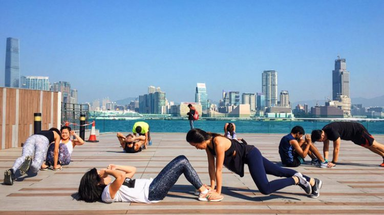 Free and Donation-based Fitness Classes in Hong Kong