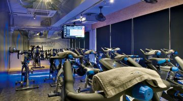 Review: Indoor Cycling at TORQ