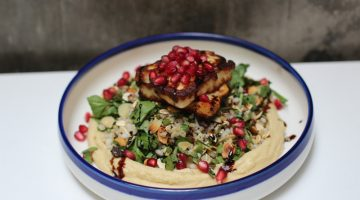 Recipe: Catch's Halloumi and Quinoa Salad