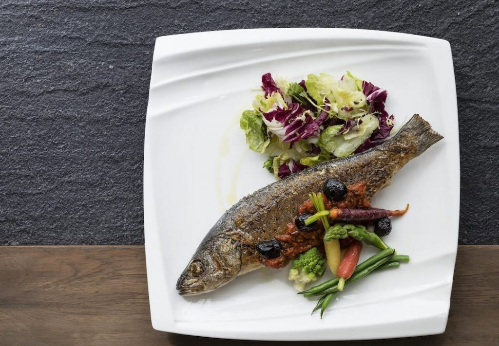Oven-baked-Italian-sea-bass-served-with-cherry-tomato-amp-black-olive-sauce-1080x750