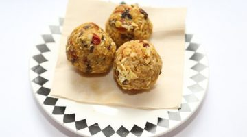 Healthy Recipe – Coconut Powerbites