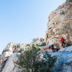 Totally Exposed: A carabiner adventure in Oman