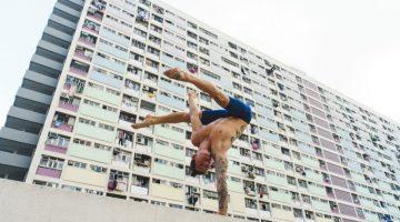 Gymnastics and Movement Arts in Hong Kong