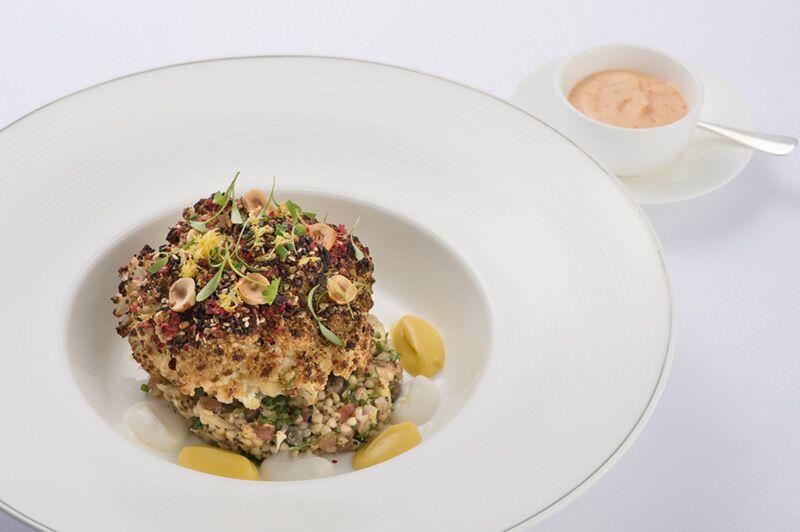 Revitalising Menu_Whole Roasted Cauliflower, Spiced Dukkah copy