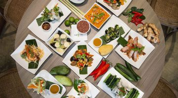 Healthy dining news for October