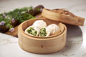 Steamed Vegetable Bun copy