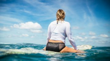 Women-only Surfing Retreats in Bali