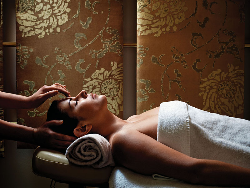 Soul-soothing treatment at Chuan Spa