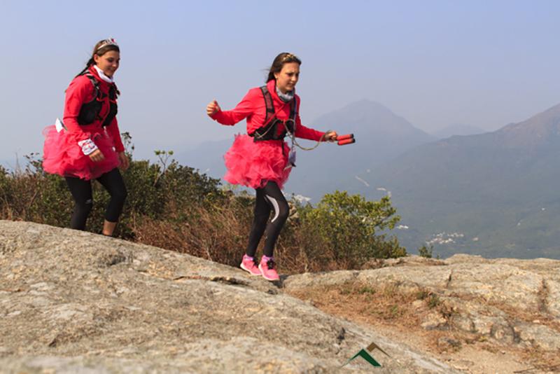 Lantau Base Camp Valetine's Day Run