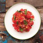Recipe: Limewood's Compressed Watermelon Salad