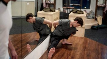 Review: Movement Class at SharedSpace