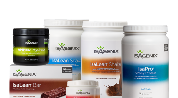 Review: Isagenix Meal Replacements