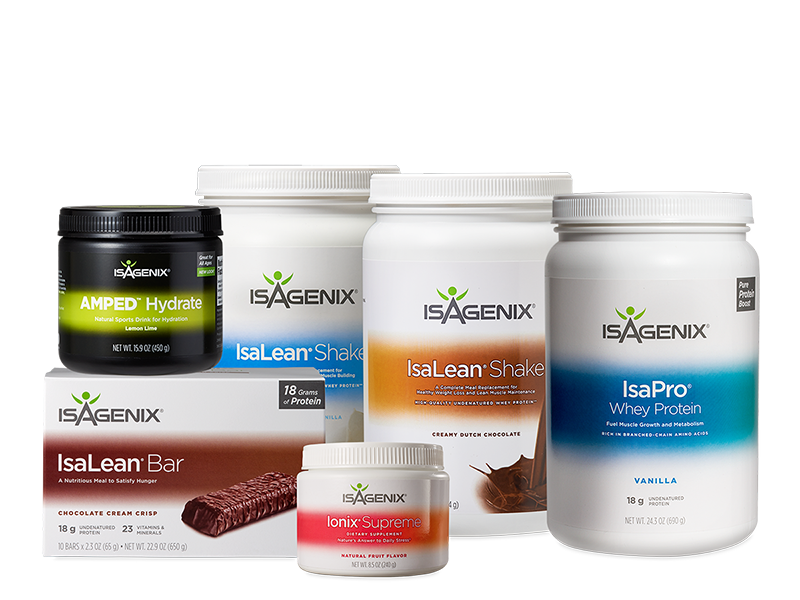 isagenix copy