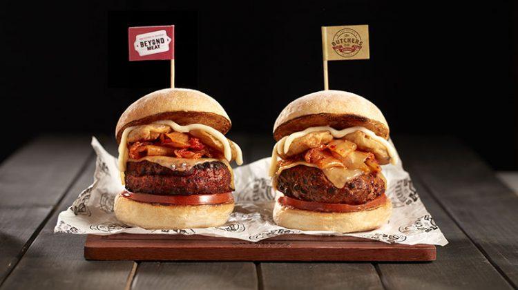 Hong Kong's best veggie burgers