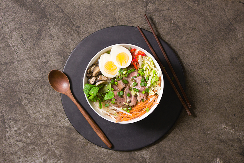 Beef Noodles Top Shot copy