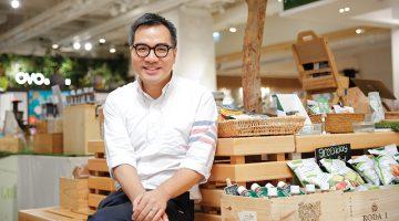 Profile: David Yeung of Green Monday