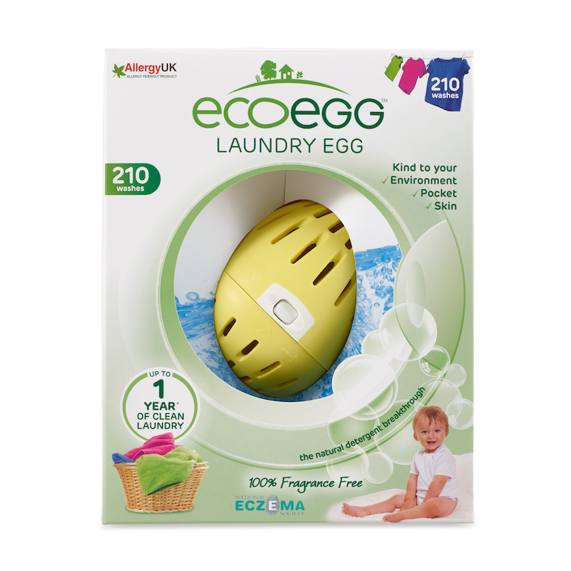 Laundry Egg 210 Washes Fragrance Free_300 dpi