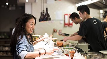 How Hong Kong's Restaurant Industry is going green