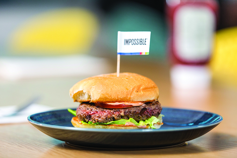 Impossible Foods [2]