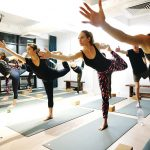 Test Drive: Yoga at Santi Space