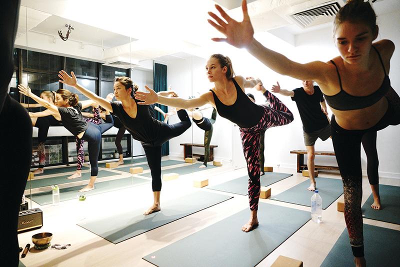 test drive yoga