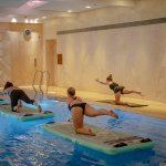 Luxury FitMat Yoga Class at The Landmark Mandarin
