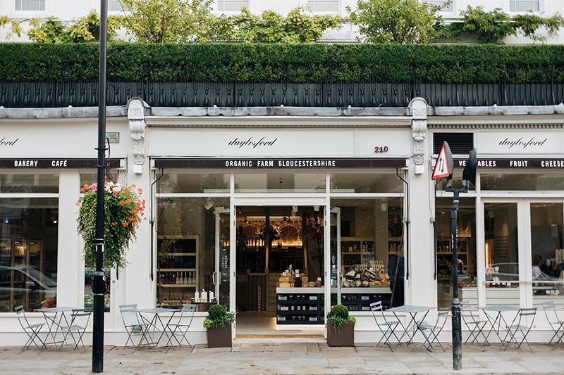 Daylesford Notting Hill Exterior