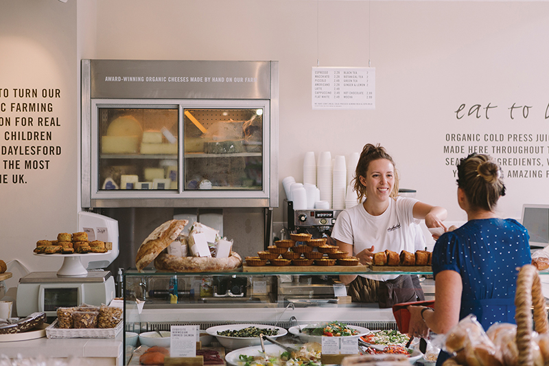 Daylesford Notting Hill Food to Go
