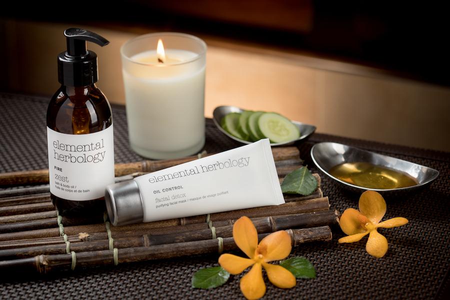 Elemental Herbology Treatment - Fire