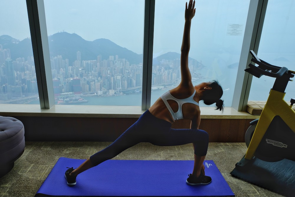 wellness at the Ritz-Carlton Hong Kong