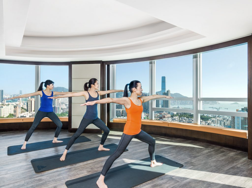 fitness at cordis hong kong